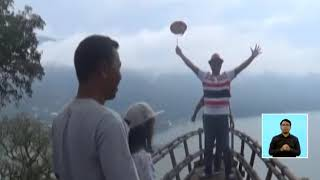 Ramai Didatangi Turis, Wisata Selfie Wanagiri Patut Dikunjungi - iNews Siang 06/01