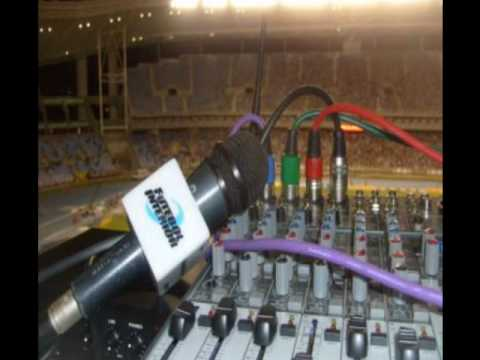 Rádio Fi Corinthians 3x1 Santos - Final Do Paulistão 2009 Na Vila video
