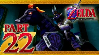 The Legend of Zelda: Ocarina of Time 3D - Part 22 - Phantom Ganon