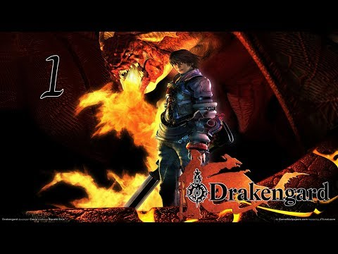 Drakengard - 1: Save The Princess!