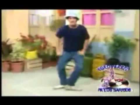Chaves Dança Kuduro Latino Ft Daddy Kall jalneto video