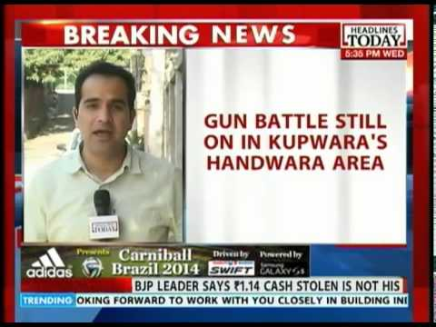Militant killed in Jammu & Kashmir's Kupwara District encounter