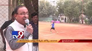 Telangana Tennis Tourney @ Ace Tennis Academy