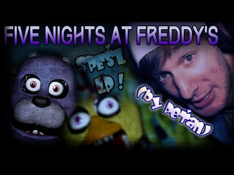 "FIVE NIGHTS AT FREDDY'S - ""Meďošci !!"" (by PeŤan)"