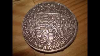 Swedish Treasure of the great Northern war , silver thalers!