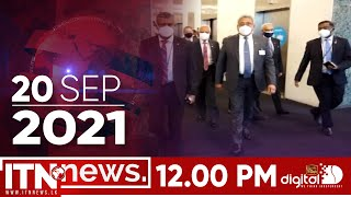 ITN News 2021-09-20 | 12.00 PM