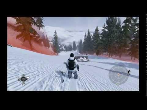 Shaun White Snowboarding PC ATI HD5670