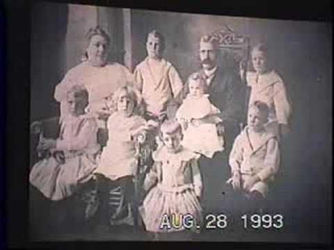 Richard C. Bennett's History of the Bennett Family, Part 1