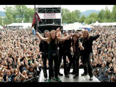 Crimson Glory's Todd La Torre Interview 8/4/11(3/3)