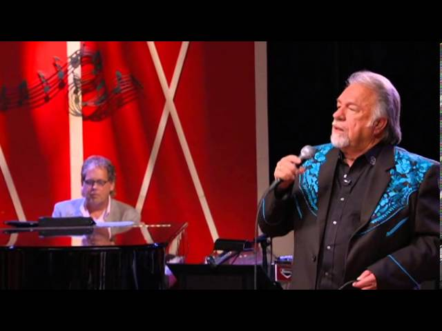 "Gene Watson ""You Gave Me a Mountain"" Live on CFR"