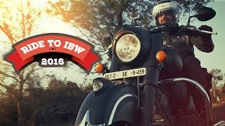 PowerDrift Specials : Ride To India Bike Week with Siddhant Karnick
