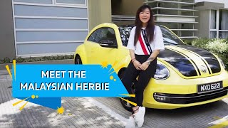 Malaysian Herbie? | VW Stories: Melissa's Beetle