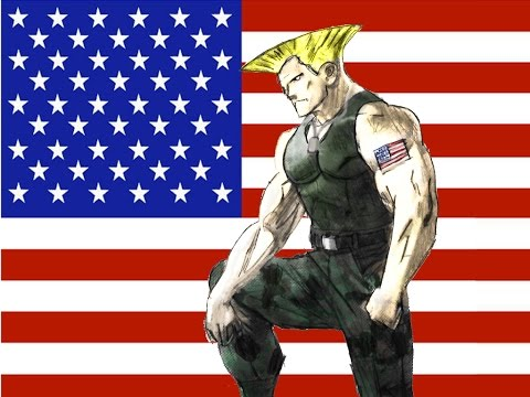 Street Fighter: Guile