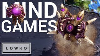 StarCraft 2: MIND GAMES! (Bo5)