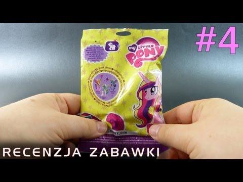 Tajemniczy Kucyk z Saszetki #4 - polska recenzja zabawki - My Little Pony