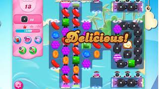 Candy Crush Saga Level 3463 -26 Moves- No Boosters