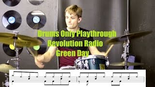 Drums Only! Revolution Radio - Green Day
