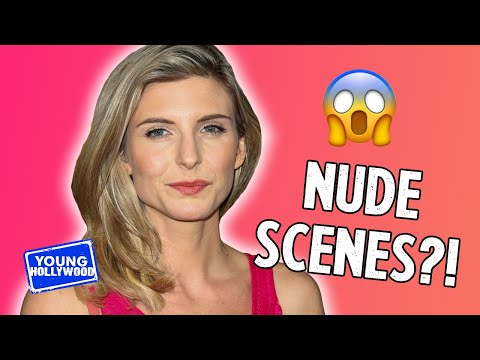 Spartacus Star Viva Bianca On All Those Nude Scenes! video