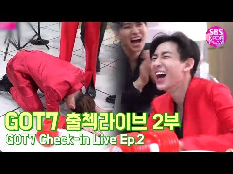 Download ENG SUBEP02 GOT7 출첵라이브 2부 GOT7 Inkigayo Check-in LIVE Ep.2 Mp4 baru