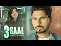 3 Saal | Lyrics | Harjaap | Pav Dharia | Latest Punjabi Songs 2017