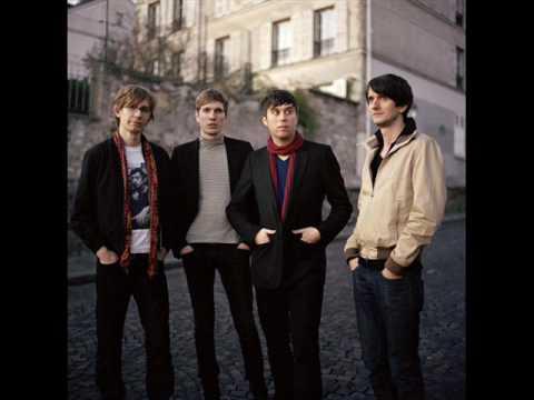 Imagem da capa da música Open book de The Rakes