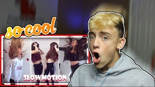 THE BEST SLOW MOTION MUSICAL.LY COMPILATION 2018 - NEW #SLOMO MUSICAL.LY VIDEOS | REACTION