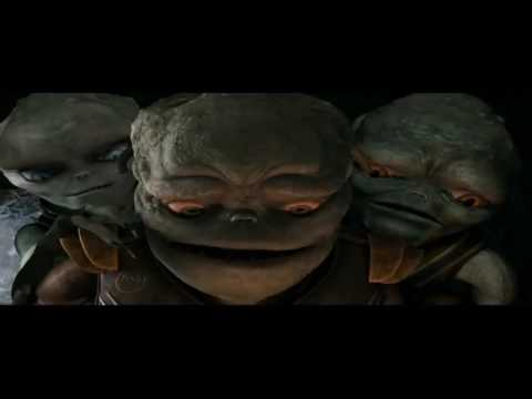 Aliens In the Attic HD TV Spot #2 Be Sort of Afraid