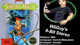 Castlevania 2: Simon's Quest (NES) Soundtrack - 8BitStereo