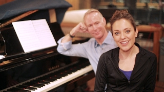 "Exclusive Music Video! Laura Osnes Sings ""Who I Was"" from BANDSTAND"