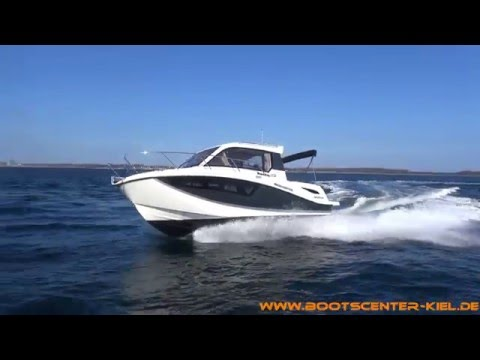 Quicksilver Activ 755 Weekend -Bootscenter Kiel-
