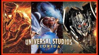 Top 6 BEST Rides at Universal Studios Orlando! |Stix Top 6|
