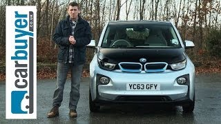 BMW i3 hatchback 2014 review - CarBuyer
