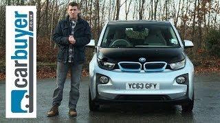 BMW i3 hatchback 2014 review - CarBuyer