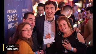 How Candidate Andrew Yang's $1,000/Month Plan Changed A New Hampshire Family