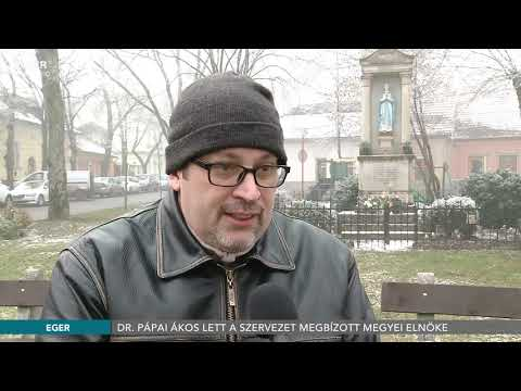 Mi Hazánk Mozgalom – Dr. Pápai Ákos lett a szervezet megbízott megyei elnöke - 2020.01.17.