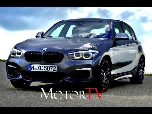 THE NEW 2018 BMW 1 SERIES (M140i 3d/ 120d 5d) l EXTERIOR l ...