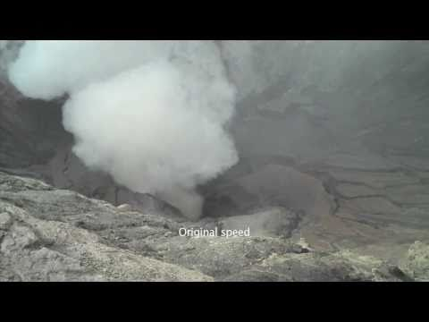 Gunung Bromo Indonesia Space Critters