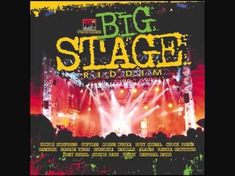 Big Stage Riddim March 2011.