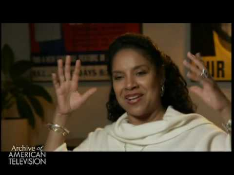 Phylicia Rashad Interview - Part 4 of 5