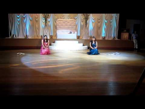 Rashmi and Samirs Engagement Dance