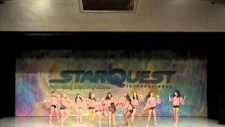 Beatles Remix - Somehow Someway - Senior Jazz Competition Dance
