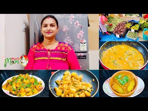 Indian Mom Real Sunday  Routine || Telugu Mom