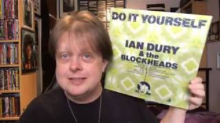 Ian Dury & The Blockheads Do It Yourself 40th Anniversary Edition Unboxing