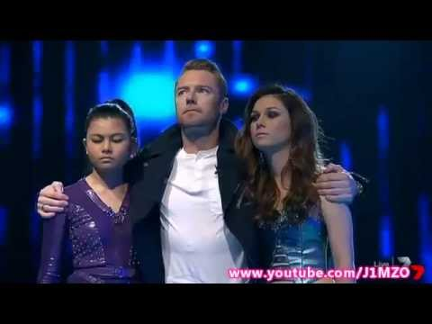 Results: The Top 8 - Week 6 - Live Decider 6 - The X Factor Australia 2014 video