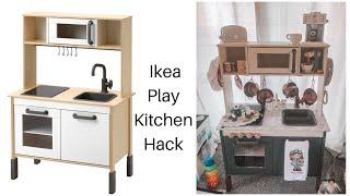 IKEA PLAY KITCHEN HACK | PHOEBES CHRISTMAS PRESENT | EMILY LADD
