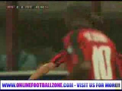 Trophy Berlusconi, AC Milan vs Juventus
