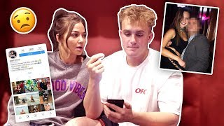 REACTING TO WIFE ERIKA'S EX BOYFRIENDS {EXPOSED}