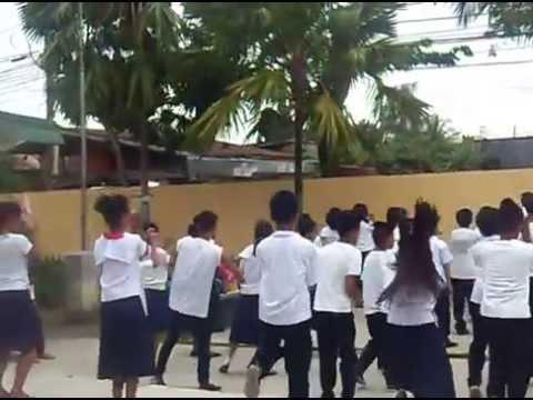 Cmis-catmon(hs) Nestle Wellness Dance Exercise video