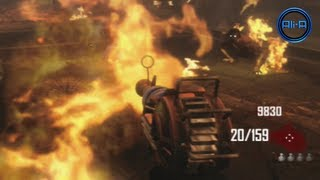 "Black Ops 2 ZOMBIES GAMEPLAY ""Town"" Strategy Map Guide! - Call of Duty BO2 Zombie"
