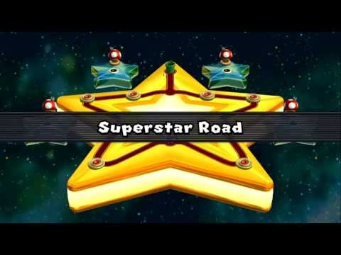 New Super Mario Bros. U - Superstar Road - Part 1
